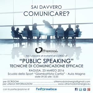 OLTREMODO_PUBLIC SPEAKING_locandina
